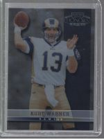 2001 Playoff Honors Kurt Warner