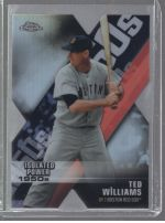 2020 Topps Chrome Ted Williams