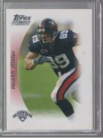 2005 Topps Draft Picks and Prospects Heath Miller