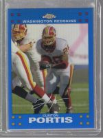2007 Topps Chrome Clinton Portis