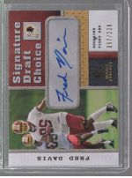 2008 SP Rookie Threads Fred Davis