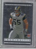 2009 Topps Platinum James Laurinaitis