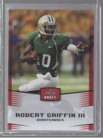 2012 Leaf Draft Robert Griffin III