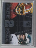 2014 Panini Donruss Elite Nick Foles, Robert Griffin III