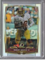 2014 Topps Chrome Robert Griffin III