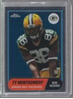 2015 Topps Chrome Ty Montgomery