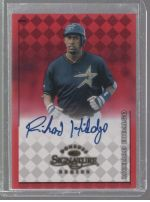 1998 Donruss Signature Series Richard Hidalgo