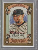 2007 Topps Allen & Ginter Carlos Lee
