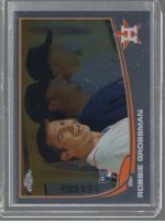 2013 Topps Chrome Robbie Grossman