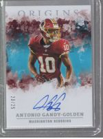 2020 Panini Origins Antonio Gandy Golden