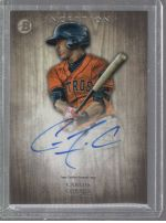 2014 Bowman Inception Carlos Correa