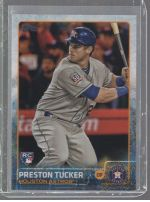 2015 Topps Preston Tucker