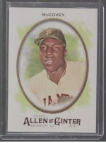 2017 Topps Allen & Ginter Willie McCovey