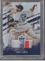 2019 Panini Diamond Kings Josh James