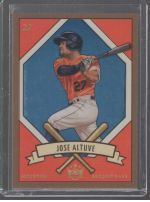 2019 Panini Diamond Kings Jose Altuve
