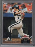 1992 Stadium Club Craig Biggio