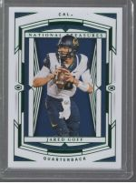 2020 Panini National Treasures Collegiate Jared Goff
