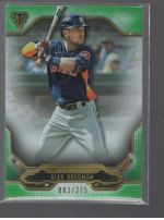 2020 Topps Triple Threads Alex Bregman