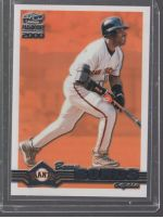 2000 Pacific Paramount Barry Bonds