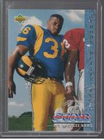 1993 Upper Deck Jerome Bettis