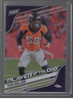 2020 Panini Player of the Day Von Miller