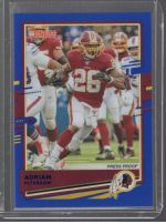2020 Donruss Adrian Peterson