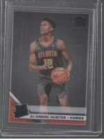 2019-20 Panini Clearly Donruss DeAndre Hunter