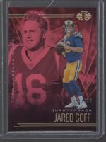 2020 Panini Illusions Jared Goff