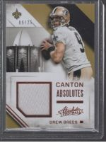 2016 Panini Absolute Drew Brees