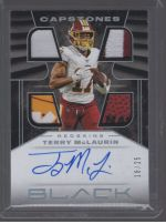 2020 Panini Black Terry McLaurin