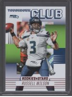 2020 Panini Rookies & Stars Legends Material Printing Plate Magenta Russell Wilson<br />Card not available