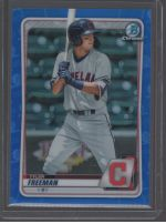 2020 Bowman Draft Tyler Freeman