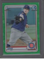 2020 Bowman Draft Luke Little