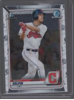 2020 Bowman Draft Petey Halpin