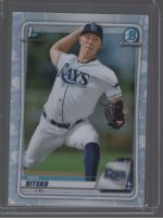 2020 Bowman Draft Nick Bitsko