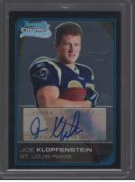 2006 Bowman Joe Klopfenstein