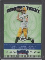 2020 Panini Contenders Aaron Rodgers