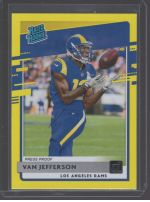 2020 Donruss Van Jefferson