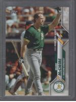 2020 Topps Mark McGwire