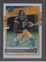 2020 Donruss Optic Chase Claypool