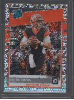2020 Donruss Optic Joe Burrow