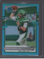 2020 Donruss Optic James Morgan