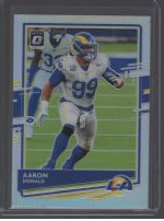2020 Donruss Optic Aaron Donald