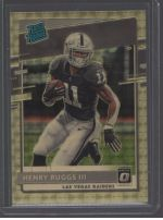 2020 Donruss Optic Henry Ruggs III