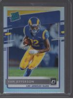 2020 Donruss Optic Van Jefferson
