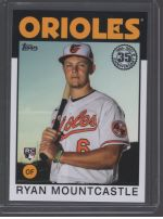 2021 Topps Ryan Mountcastle