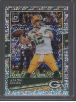 2020 Donruss Optic Legends Material Printing Plate Magenta Aaron Rodgers<br />Card not available