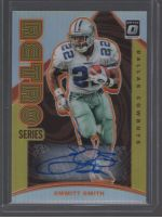 2020 Donruss Optic Emmitt Smith