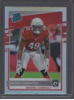 2020 Donruss Optic Isaiah Simmons