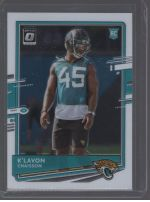 2020 Donruss Optic KLavon Chaisson